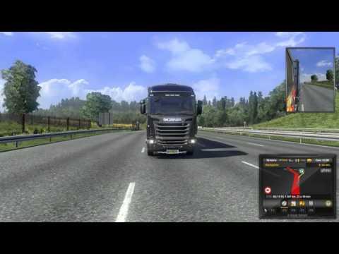 {Balkan Driver}: Euro truck Simulator 2 : We entered The Balkans Part 2