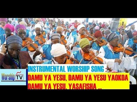 Download Damu Ya Yesu Damu Ya Yesu Yaokoa Inasafisha Kabisa -Worship TV
