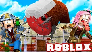OVER THE BOSS MORE POTENT OF ROBLOX!!