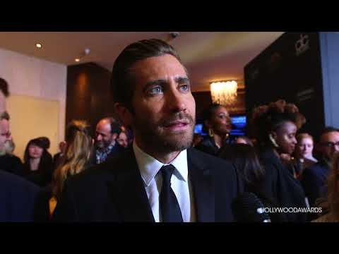 Jake Gyllenhaal Interview - HFA 2017