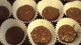 Easy Chocolate Crunch Cups