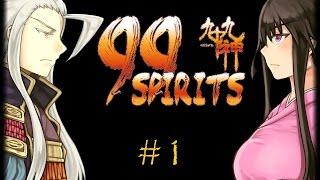 99 Spirits   Ep1: Tsukumogami