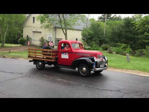 2017 Memorial Day Parade - Madison, NH