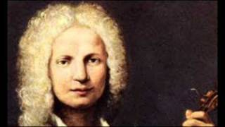 A. L. Vivaldi -- Double Violin Concerto in A minor: 2. Larghetto e spiritoso -- RV 522