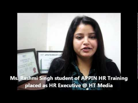 How I got a Job as HR Executive in Hindustan Times(HT) Media?