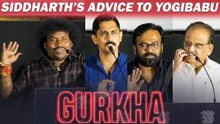 Gurkha Pressmeet