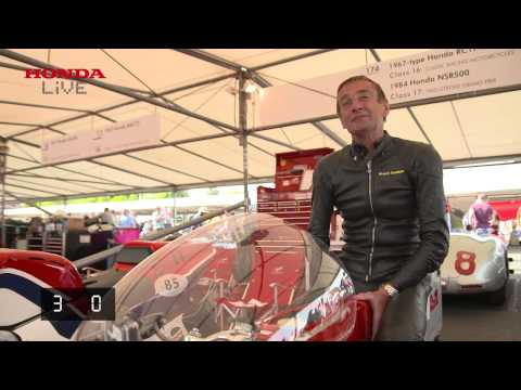 60 Seconds with Stuart Graham at Goodwood