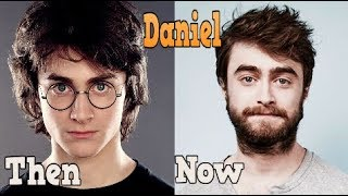 Daniel Radcliffe ♕ Transformation From 5 To 29 Years Old