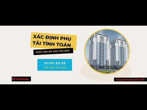 Xác định phụ tải tính toán khối căn hộ cho tòa nhà | VNK