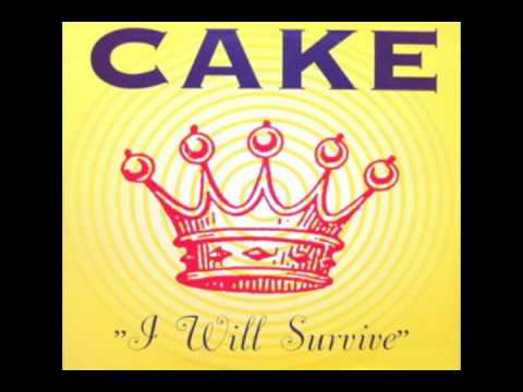Cake  i will survive