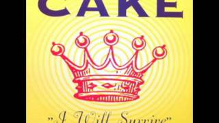 Cake - i will survive thumbnail