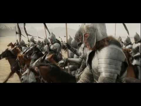 Dragonland - Holy War (Lord of the Rings) & lyrics [HD]