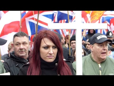 Britain First - Telford UK