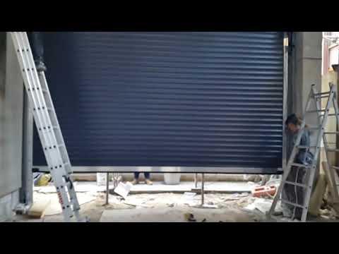 Persiana automática industrial