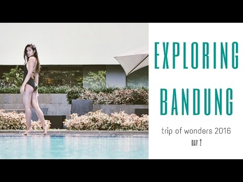 Bandung travel vlog