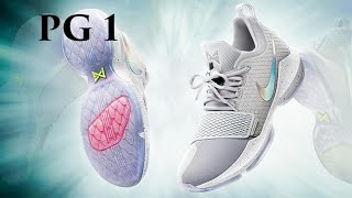 nike paul george 1 pg1 sneaker initial thoughts