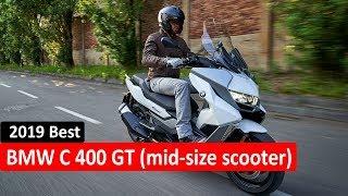 2019 New BMW C 400 GT - 2019 BMW Mid-Size Scooter