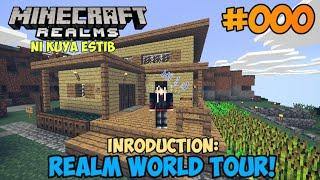 "#000 | Minecraft Estib Realms World Tour | ""Introduction"" | BenHeroPH"