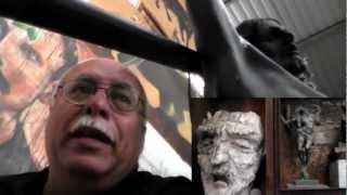 Máscaras de Aliento y el Maestro Pancho Cárdenas