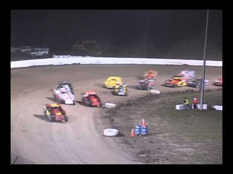 DIRT Big Block Start at Mohawk Int. Raceway