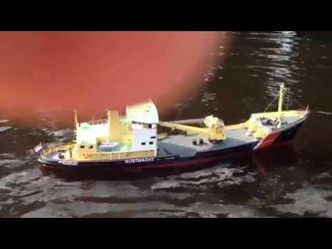 RC BREEVEERTIEN bouy-laying vessel