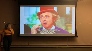 Willy Wonka from a Sign-Tracking Perspective