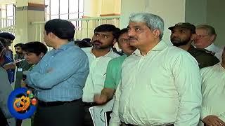 Khawaja Salman Rafique Health minister Visit in DG Khan