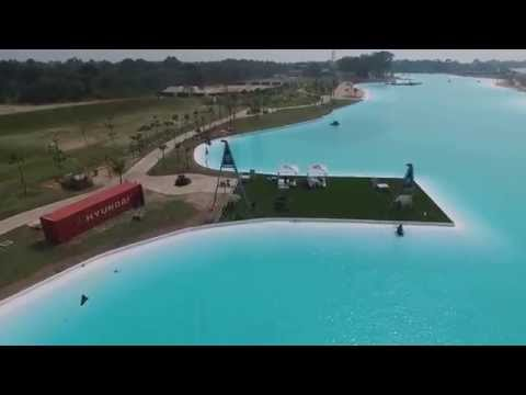 Bintan Wake Park - wakeboarding lifestyle paradise. 50 minutes from Singapore!