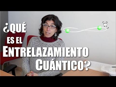 ¿Qué es el entrelazamiento cuántico?