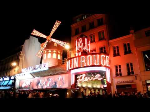 Moulin Rouge in Paris, France (2)