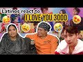 Latinos react to STEPANIE POETRI ft JACKSON WANG -  I LOVE YOU 3000😍| reaction FEATURE FRIDAY