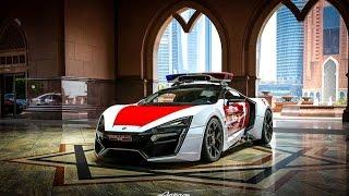 Abu Dhabi police enlist 770-horsepower, $3.4 million Lykan Hypersport into patrol duty