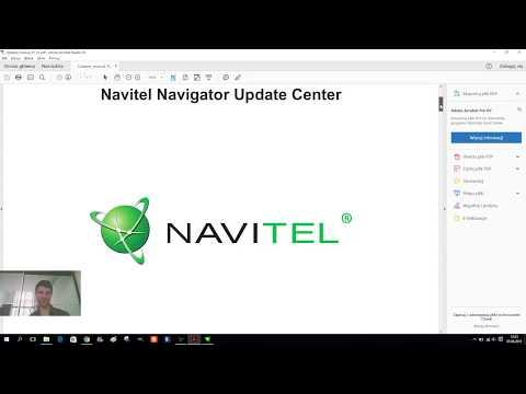 NAVITEL - Aktualizacja