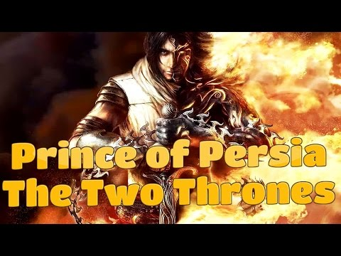 Prince Of Persia - The Two Thrones Trailer