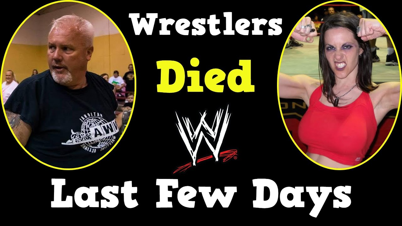 WWE Wrestlers Who Died Recently in Last Few Days Sep 2021 to Oct 2021