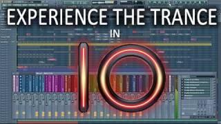 Amazing Melodic Uplifting Trance in FL Studio 10