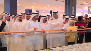 DUBAI'S CROWN PRINCE INAUGURATES DP WORLD'S ULTRA MODERN CRUISE TERMINAL AT MINA RASHID
