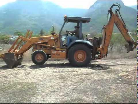 1998 retroexcavadora case 580 super l series ii 4x4 youtube rh youtube com Case 580L Backhoe Parts Case 580 Super L Backhoe