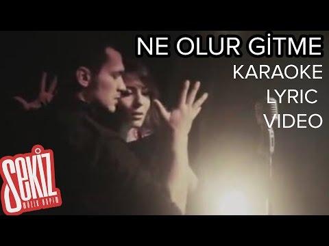 Grup Nara - Ne Olur Gitme - Karaoke