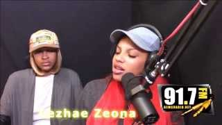 Fetty Wap BM Lezhae Zeona  Gems Radio Interview Part2