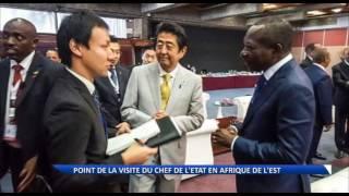 Point de la visite de Patrice Talon au Kenya et au Rwanda