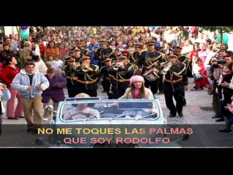 [HD]Maria Isabel - KARAOKE - No Me Toques Las Palmas