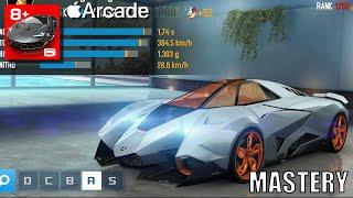 Asphalt 8 Airborne+ Mastery - Part 21 - A-Class Series: Lamborghini Egoista