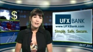 Forex - UFXBank - Nouvelles du Marché -04-Jul-2011