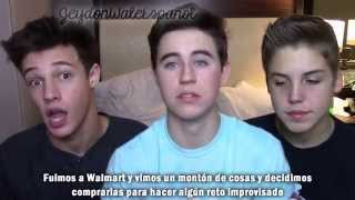 Baixar Oatmeal Challenge en español [Nash Grier, Cameron Dallas, Matthew Espinosa]