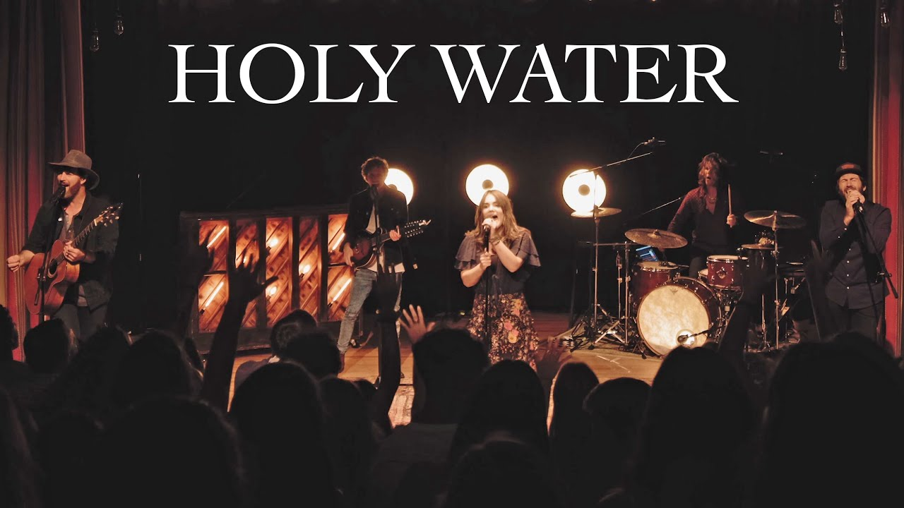Holy Water, We The Kingdom