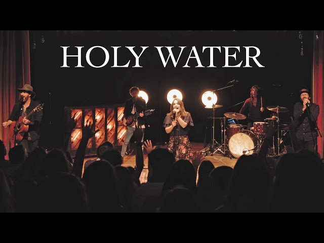 We The Kingdom - Holy Water (Live)