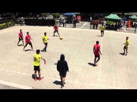 Sin Limon FC v/s Niupi FC - 19/11/2015