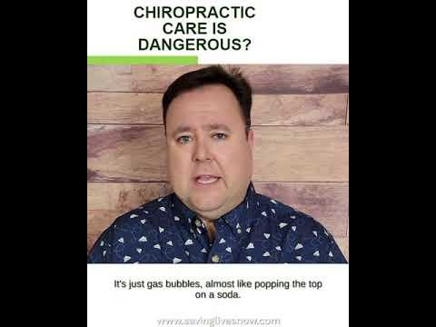 Chiropractic Care Is Dangerous?