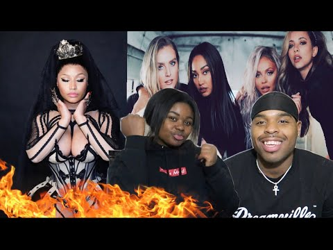 MONANIKA 😍😍| Little Mix - Woman Like Me (Official Video) ft. Nicki Minaj | REACTION!!!